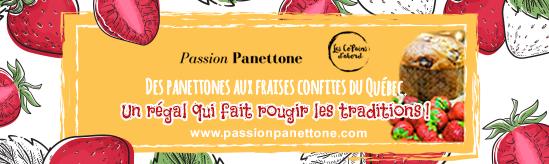 Passion Panettones